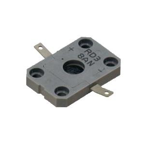 Thumbnail size electric dehumidifier