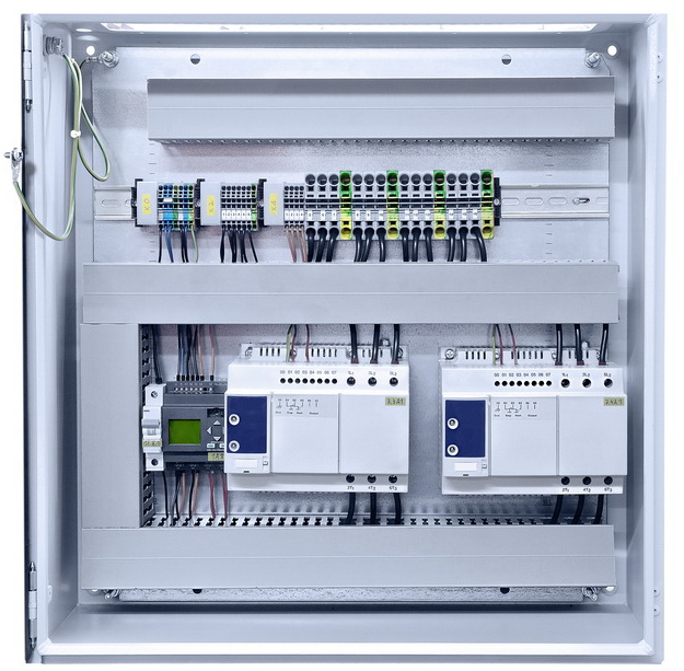 Electrical cabinet cabinet humidity